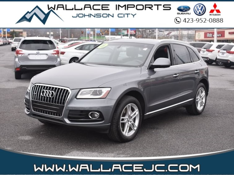 Used 2015 Audi Q5 2.0T Premium Plus Quattro SUV in Johnson City, TN