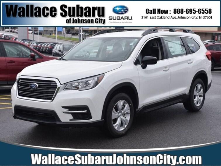 New 2019 Subaru Ascent Base SUV in Johnson City, TN