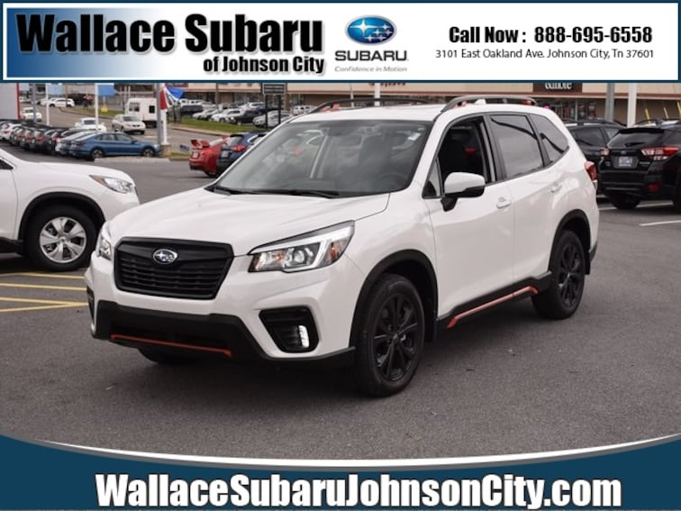 New 2019 Subaru Forester Sport SUV in Johnson City, TN