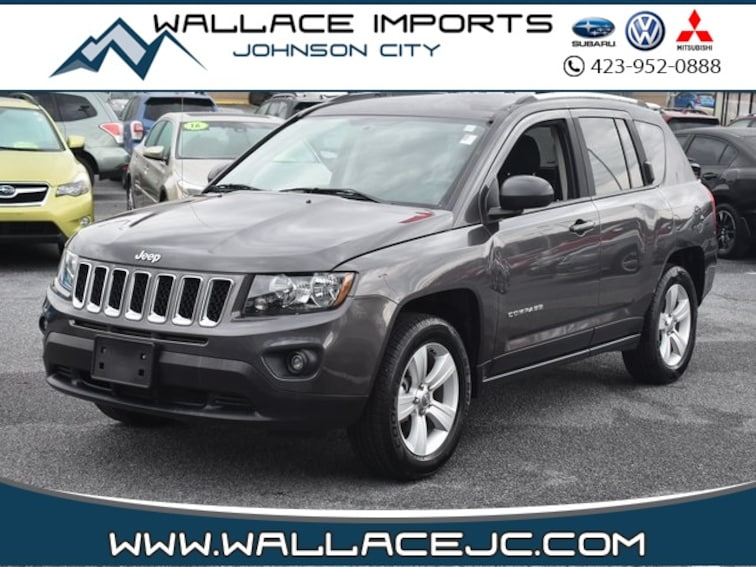 Used 2016 Jeep Compass Sport SUV in Johnson City, TN