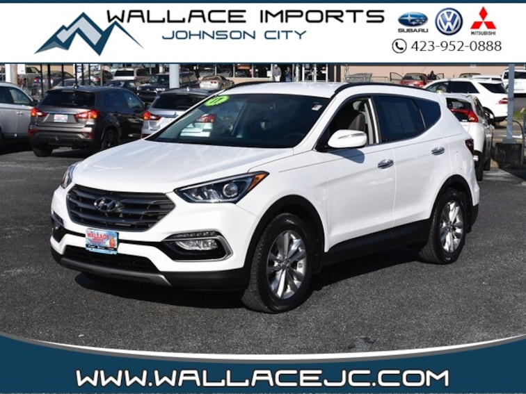 Used 2017 Hyundai Santa Fe Sport 2.0L Turbo SUV in Johnson City, TN