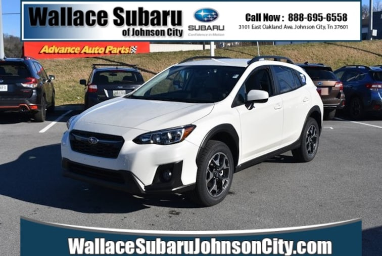 New 2019 Subaru Crosstrek 2.0i Premium SUV in Johnson City, TN