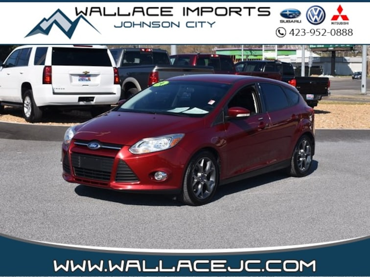 Used 2014 Ford Focus SE Hatchback in Johnson City, TN