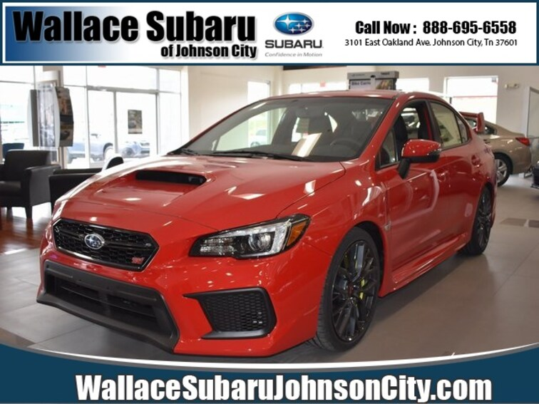 New 2018 Subaru WRX STI Sedan in Johnson City, TN