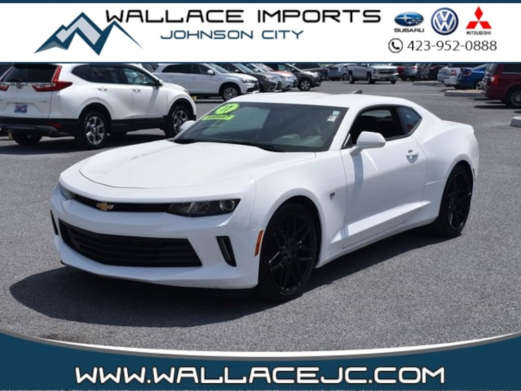 Used 2017 Chevrolet Camaro 1LS Coupe in Johnson City, TN