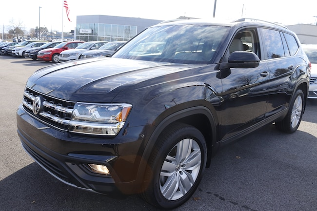 New 2019 Volkswagen Atlas 3.6L V6 SE w/Technology 4MOTION SUV for sale in Bristol, TN