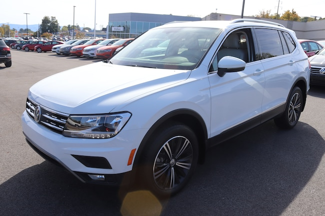 New 2018 Volkswagen Tiguan 2.0T SEL 4MOTION SUV for sale in Bristol, TN