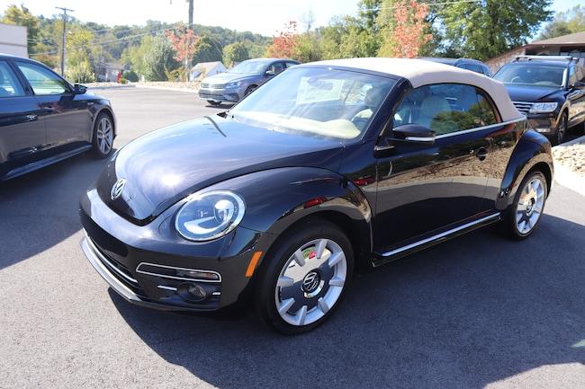 New 2018 Volkswagen Beetle 2.0T SE Convertible for sale in Bristol, TN