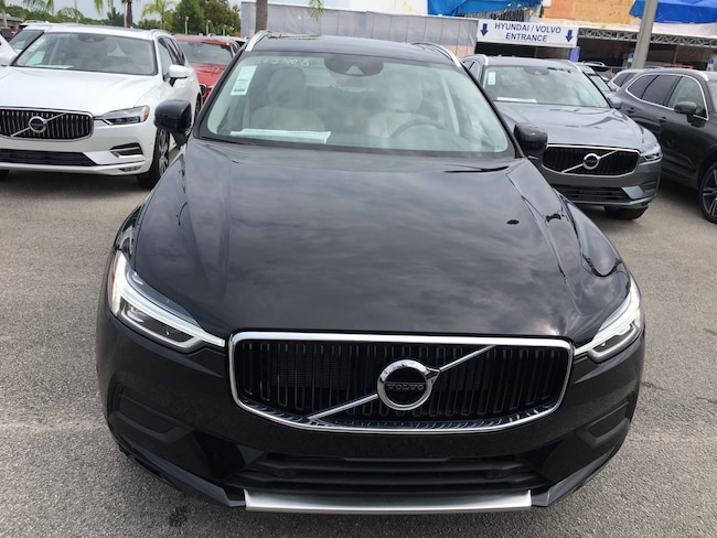 New 2019 Volvo XC60 T5 Momentum SUV For sale near West Palm Beach