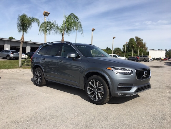 New 2019 Volvo XC90 T5 Momentum SUV For sale near West Palm Beach