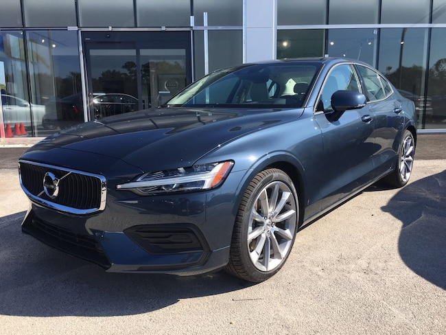 New 2019 Volvo S60 T5 Momentum Sedan For sale near West Palm Beach