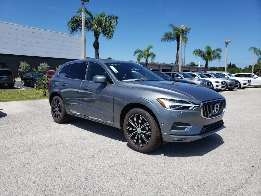 New 2019 Volvo XC60 For Sale at Wallace Volvo Cars | VIN