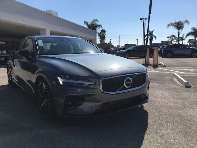 New 2019 Volvo S60 T6 R-Design Sedan For sale near West Palm Beach