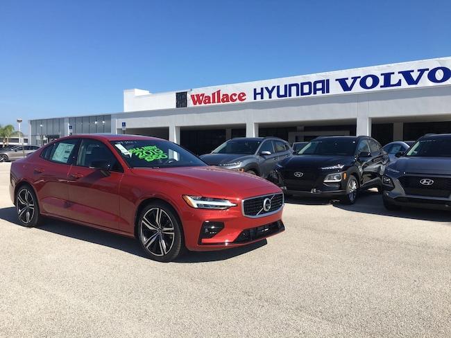 New 2019 Volvo S60 T5 R-Design Sedan For sale near West Palm Beach