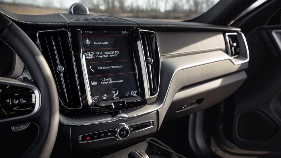 2021 Volvo XC60 Infotainment System