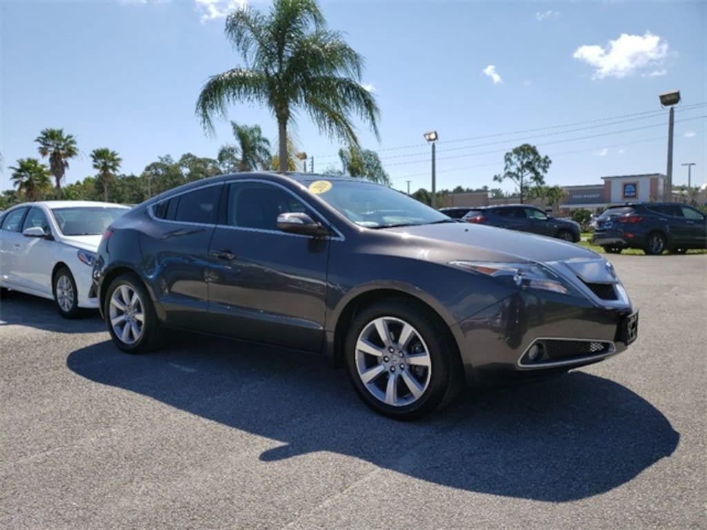 Acura Zdx For Sale >> Used 2010 Acura Zdx For Sale In Stuart Fl 2hnyb1h42ah502932