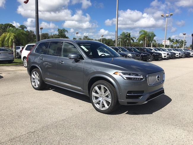 New 2019 Volvo XC90 Hybrid T8 Inscription SUV For sale near West Palm Beach