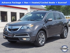 2010 Acura MDX 3.7L Advance Package AWD SUV