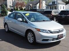 2012 Honda Civic EX Sedan