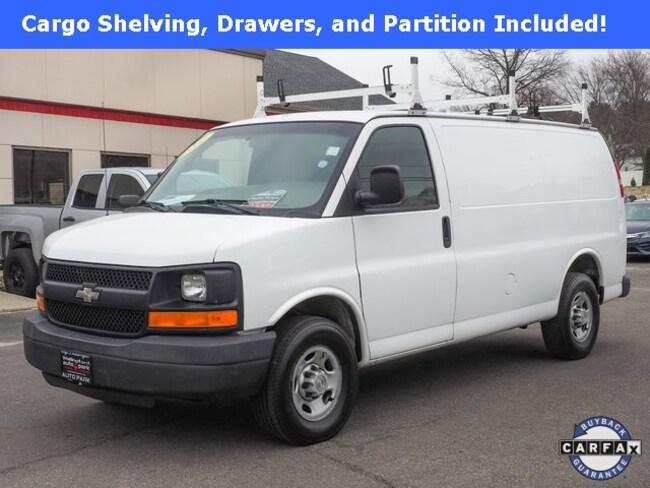 2007 Chevrolet Express Work Van Cargo Van G3500 Cargo Van