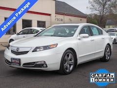 2012 Acura TL 3.5 Advance Package Sedan