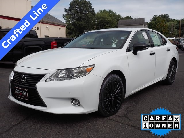 2015 LEXUS ES 350 350 Crafted Line Sedan