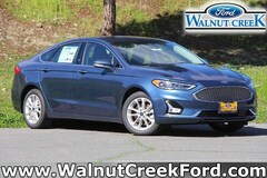 2019 Ford Fusion Energi Energi Titanium Sedan