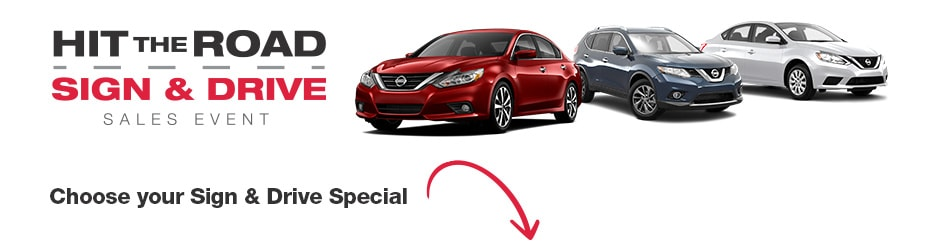 New Nissan Sign And Drive Lease Specials Near Minneapolis MN