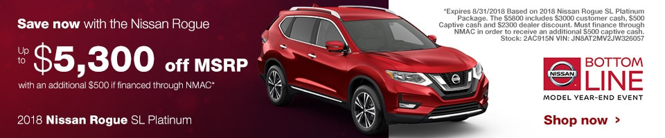 Buy a New Nissan | New Nissan Sales near Minneapolis, MN