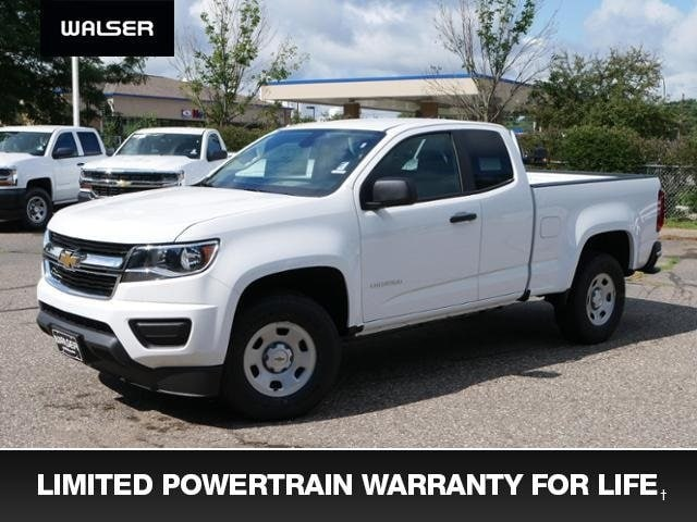 New 2019 Chevrolet Colorado Base Truck Extended Cab Minneapolis
