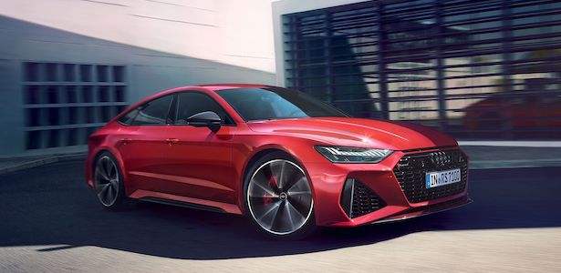 2021 Audi RS 7 for sale near Orange County