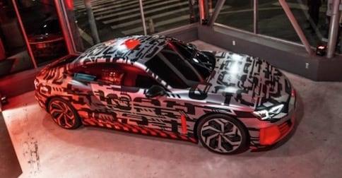 Upcoming Audi models