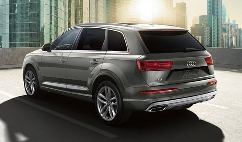 Best Audi for Towing: 2018 Q7 | Walter's Audi