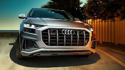 2021 Audi SQ8 performance