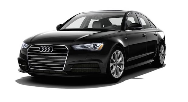 2018 Audi A6 near Orange County