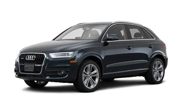 Audi Q Vs BMW X Los Angeles Area Audi Dealer - Audi dealerships los angeles
