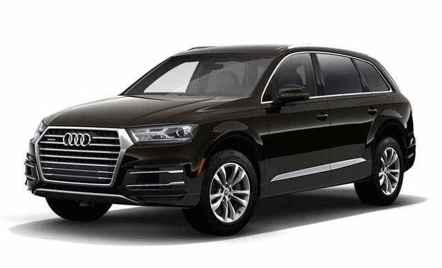 2017 Audi Q7 Near Los Angeles