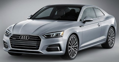 2018 Audi A5 Coupe available around Orange County