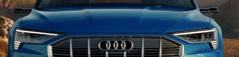 Audi Grille Electric Cars