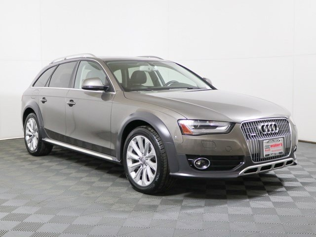2015 Audi allroad 2.0T Premium Plus (Tiptronic) Wagon