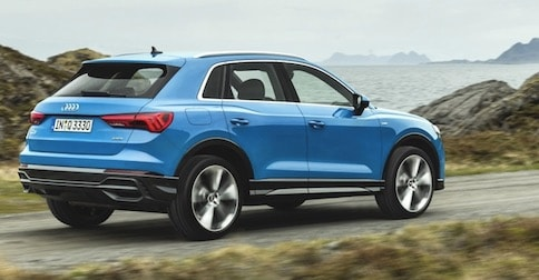 Orange County area 2018 Audi Q3 showroom