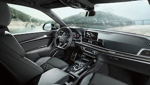 2020 Audi SQ5 Technology