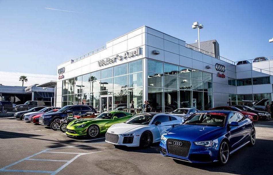 San Diego Area Audi Dealer Walters Audi Dealership In CA - Audi san diego