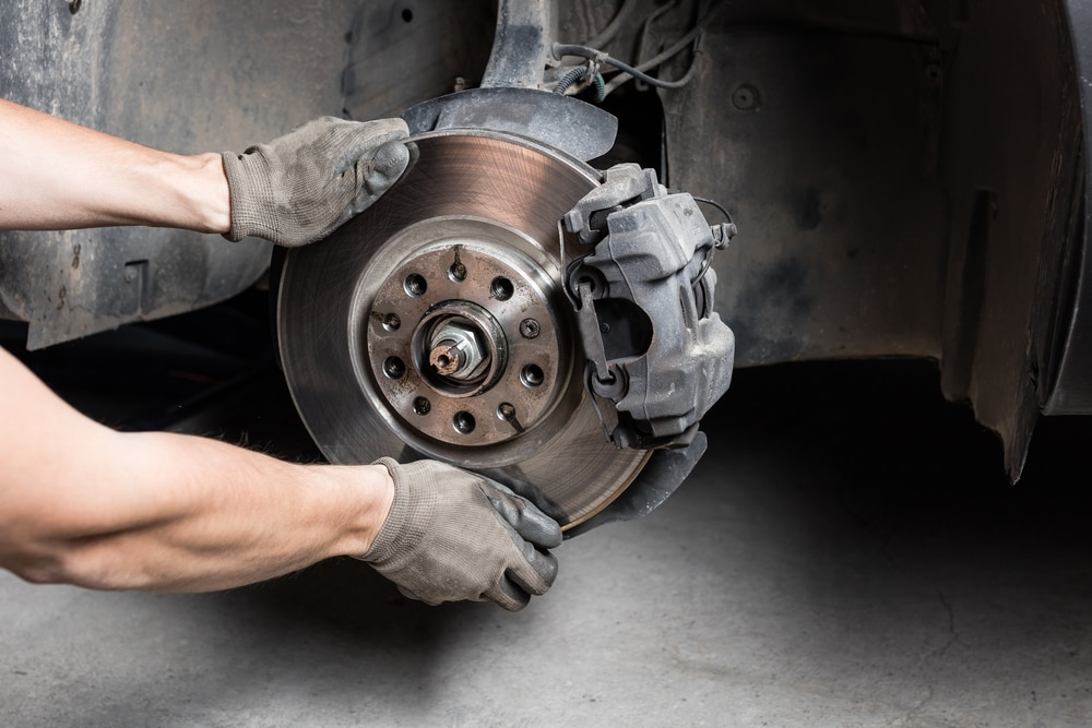 Audi Brake Repair Services in Riverside
