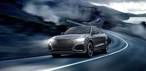2021 Audi RS Q8 for sale near Orange County