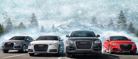 Enjoy The Season Of Audi At Our Los Angeles Area Audi Dealer - Audi dealers los angeles area