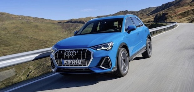 2019 Audi Q3 available near Los Angeles
