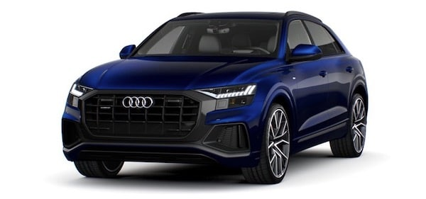 Audi Q8 service near Orange County