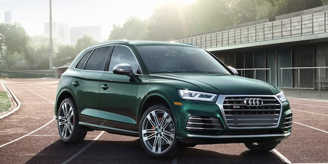 2020 Audi SQ5 Near Orange County