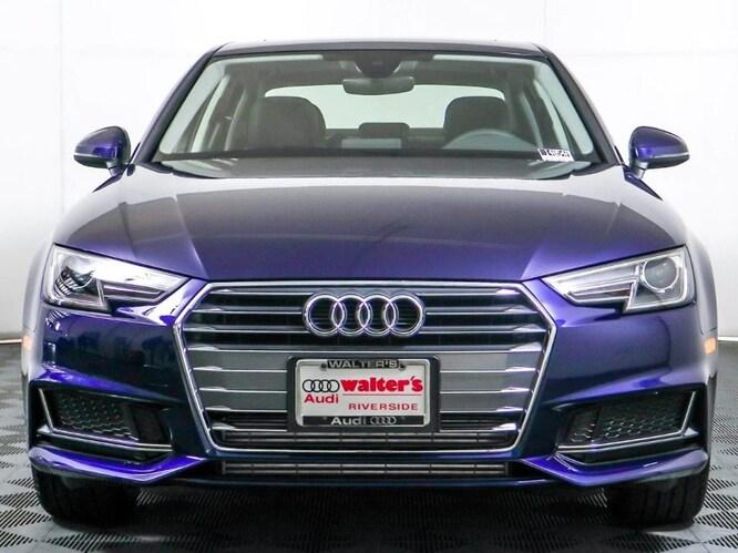Audi A4 Lease >> 2019 Audi A4 Lease Deals New Audi Specials In Riverside